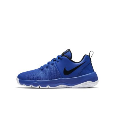 Nike Team Hustle Quick Big Kids' Basketball Shoe