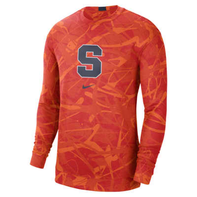 Nike College Dri-FIT Spotlight (Syracuse) Men's Long-Sleeve Top
