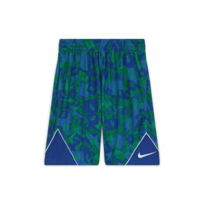 Nike Big Kids' (Boys') Printed Basketball Shorts