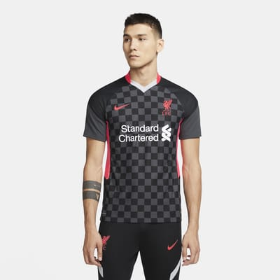 Liverpool FC 2020/21 Vapor Match Third Men's Soccer Jersey