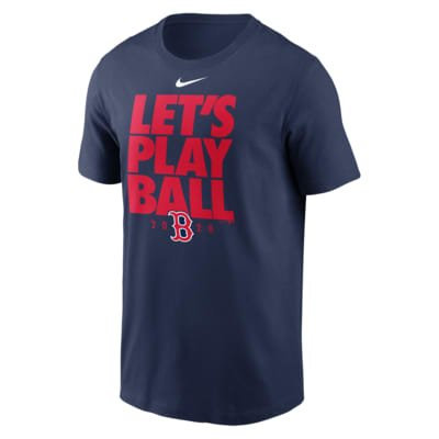 Nike (MLB Red Sox) Men's T-Shirt